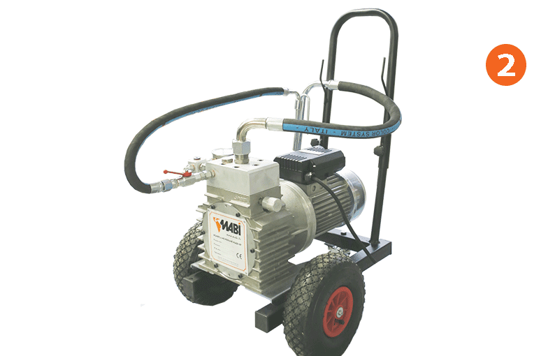 The membrane pump